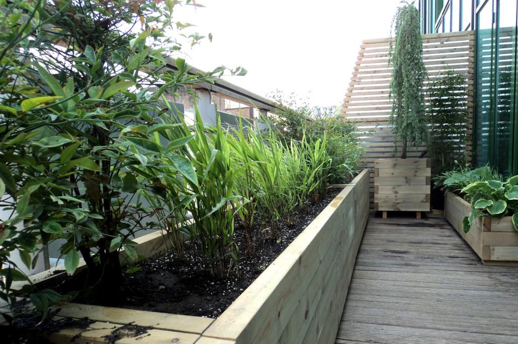 Amazing balcony design london images simple design home for Landscape architect jobs adelaide