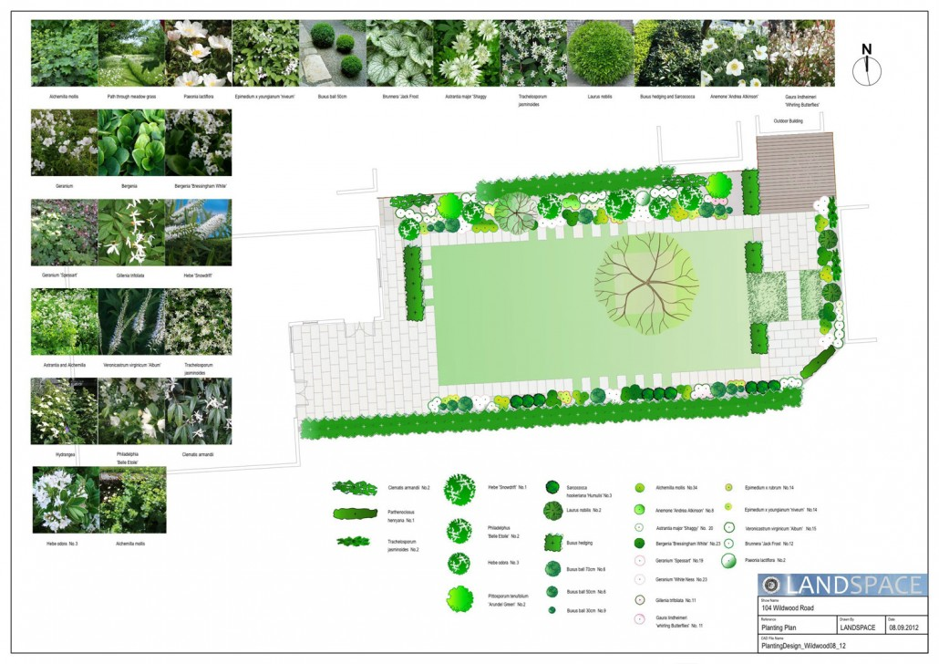 Planting Design - Wildwood Road