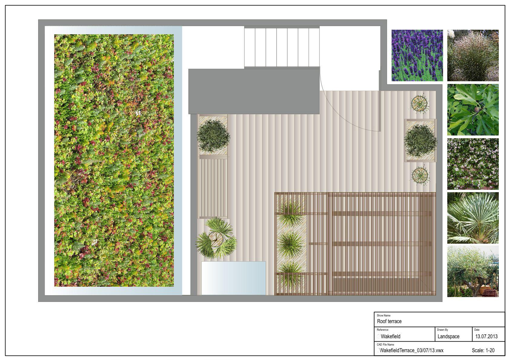 Garden Landscape Design For Roof Terraces Balconies
