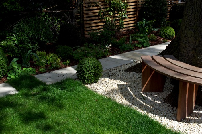 Medium sized Back Garden - Wildwood Road, Hampstead, NW11