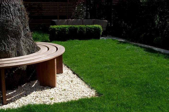 Medium sized Back Garden - Wildwood Road, Hampstead, NW11