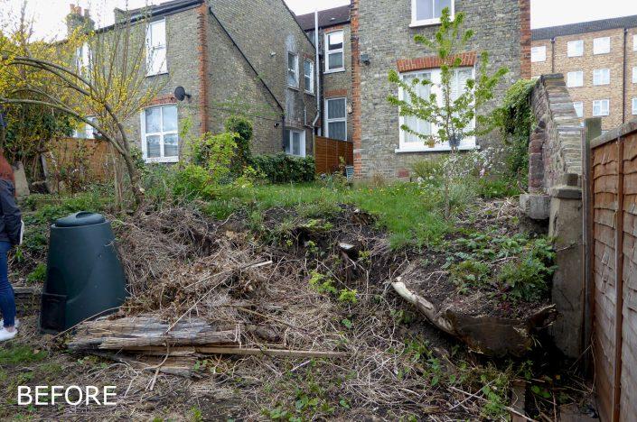 Mount Pleasant Road, Clapton, London E5 - Before