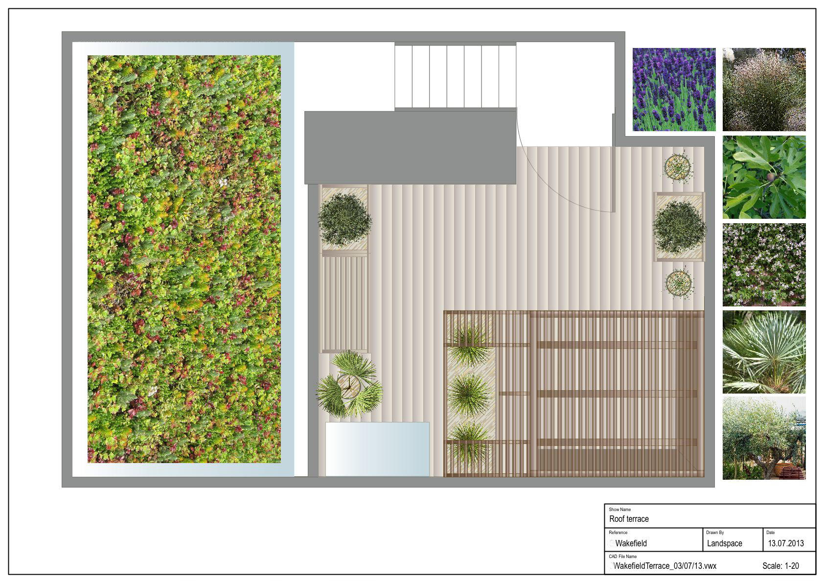 Garden Landscape Design For Roof Terraces Amp Balconies