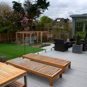 Large Garden - Albion Hill, Loughton, IG10
